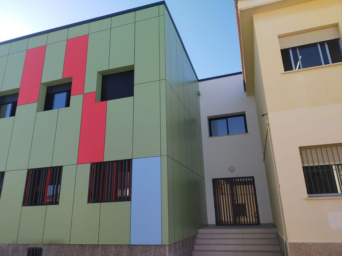 Colegio Jacaranda (Málaga)