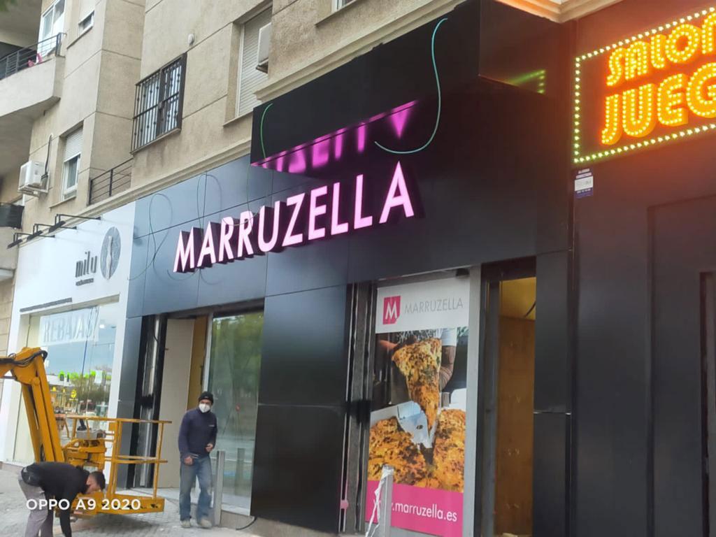 Pizzería Marruzella